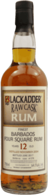 Blackadder Barbados Foursquare 12-Year rum