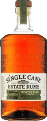 Single Cane Estate Worthy Park rum