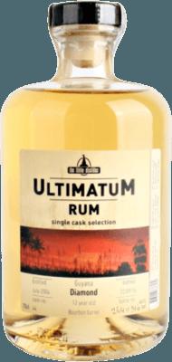 Ultimatum Guyana Diamond 12-Year rum