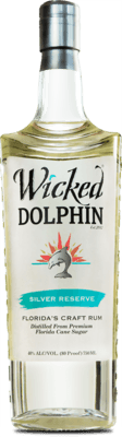 Wicked Dolphin Silver Reserve rum
