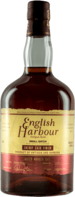 English Harbour 2010 Sherry Cask Finish 5-Year rum