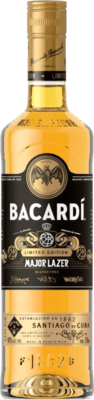 Bacardi Major Lazer Limited Edition rum