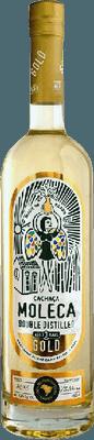Moleca Gold Cachaca rum