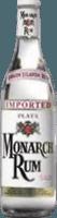Monarch Plata rum