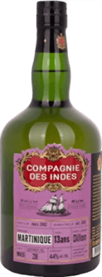 Compagnie des Indes Dillon Martinique 13-Year rum