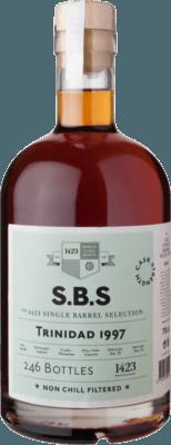 S.B.S. 1997 Trinidad Caroni 18-Year rum