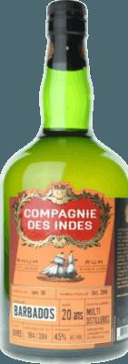Compagnie des Indes 1996 Barbados 20-Year rum