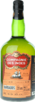 Compagnie des Indes 1996 Barbados 20-Year rum
