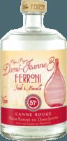 Ferroni La Dame Jeanne 3 Canne Rouge rum