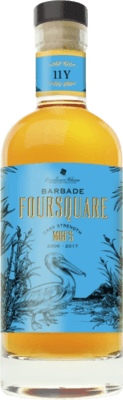 Excellence Rhum 2006 Foursquare MBFS Barbade rum