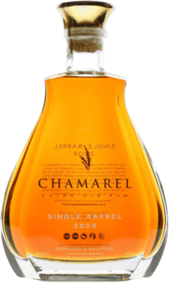 Chamarel 2009 Single Barrel rum