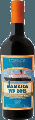 Transcontinental Rum Line 2012 Jamaica Worthy Park rum