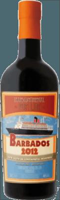 Transcontinental Rum Line 2012 Barbados Foursquare rum