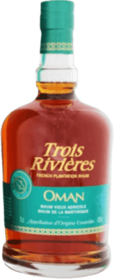 Trois Rivieres Cuvée Oman 5-10 Years rum