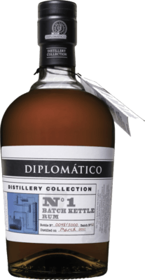 Diplomatico Distillery Collection No1 Batch Kettle rum