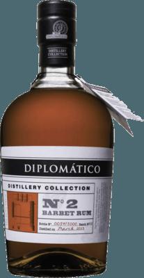 Diplomatico Distillery Collection No2 Barbet rum