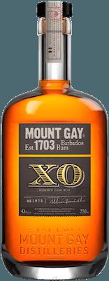 Mount Gay XO Extra Old rum