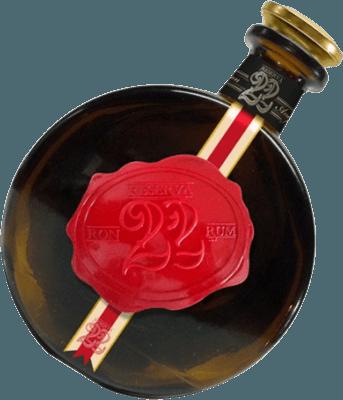 El Ron Prohibido Reserva 22-Year rum