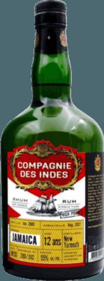 Compagnie des Indes 2005 Jamaica New Yarmouth 12-Year rum