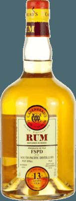 Cadenhead's 2003 Fiji 13-Year rum