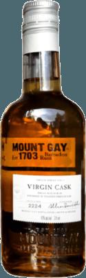 Mount Gay Origin Series Virgin Cask rum
