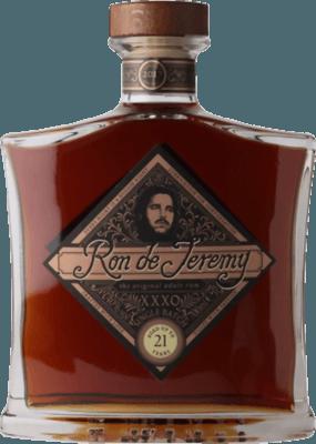 Ron de Jeremy XXXO 21-Year rum