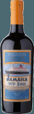 Transcontinental Rum Line 2013 Jamaica WP rum