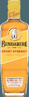 Bundaberg Export Strength rum