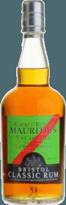 Bristol Classic Reserve of Mauritius 5-Year rum