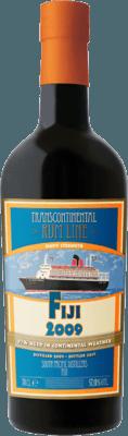 Transcontinental Rum Line 2009 Fiji rum
