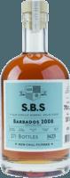 S.B.S. 2008 Barbados Marsala Cask Finish rum