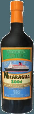 Transcontinental Rum Line 2004 Nicaragua rum