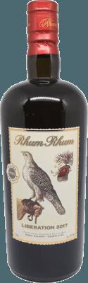 Rhum Rhum 2017 Libération 7-Year rum
