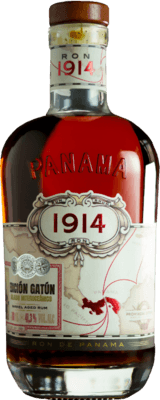 Ron Panama 1914 Edicion Gatun rum