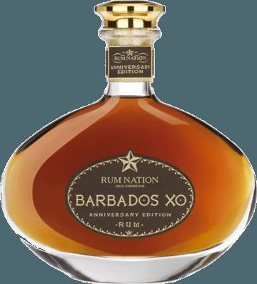 Rum Nation Barbados XO Anniversary Edition rum
