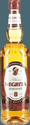 Negrita Bardinet 8-Year rum