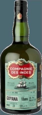 Compagnie des Indes Guyana 13-Year rum