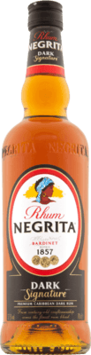 Negrita Bardinet Signature Dark 2-Year rum