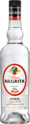 Negrita Bardinet White Signature rum