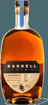 Barrel Craft Spirits Cask Strength 7-Year rum