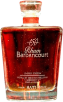 Barbancourt Cuvee 150-Year rum