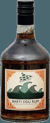 Barti Ddu Spiced rum