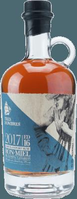 Tres Hombres 2017 La Palma Ron y Miel Edition 16 rum