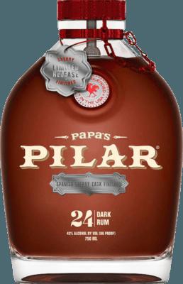 Papas Pilar Spanish Sherry Cask Finished 24-Year rum