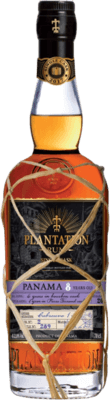 Plantation Panama Single Cask Cabreuva Finish 8-Year rum