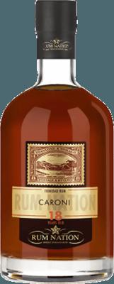 Rum Nation 1998 Caroni 18-Year rum
