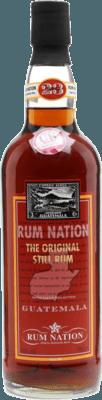 Rum Nation Guatemala 23-Year rum