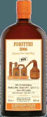 Habitation Velier 2006 Forsyths WPM rum