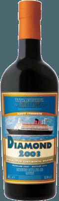 Transcontinental Rum Line 2003 Diamond rum