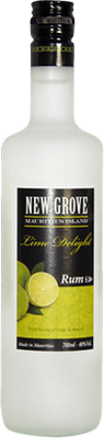 New Grove Lime Delight rum